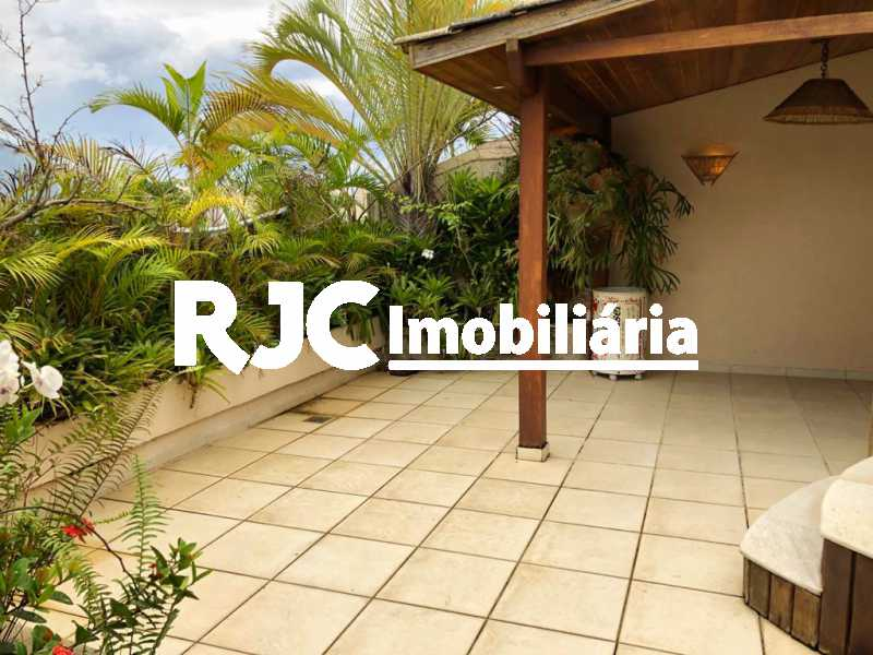 02 - Cobertura 3 quartos à venda Recreio dos Bandeirantes, Rio de Janeiro - R$ 1.100.000 - MBCO30391 - 3