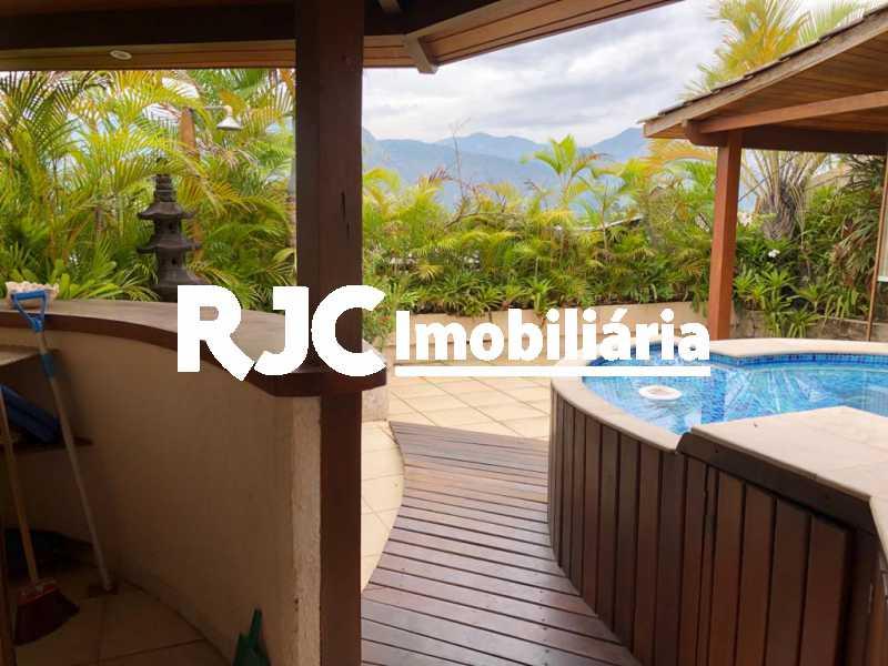 03 - Cobertura 3 quartos à venda Recreio dos Bandeirantes, Rio de Janeiro - R$ 1.100.000 - MBCO30391 - 4