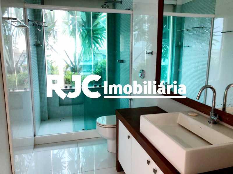 13 - Cobertura 3 quartos à venda Recreio dos Bandeirantes, Rio de Janeiro - R$ 1.100.000 - MBCO30391 - 12