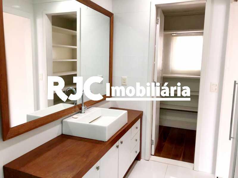 14 - Cobertura 3 quartos à venda Recreio dos Bandeirantes, Rio de Janeiro - R$ 1.100.000 - MBCO30391 - 13