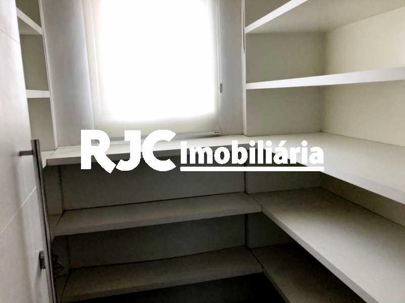 24 - Cobertura 3 quartos à venda Recreio dos Bandeirantes, Rio de Janeiro - R$ 1.100.000 - MBCO30391 - 23