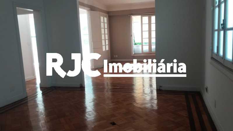 4 - Apartamento à venda Rua Fonte da Saudade,Lagoa, Rio de Janeiro - R$ 1.999.800 - MBAP50050 - 5