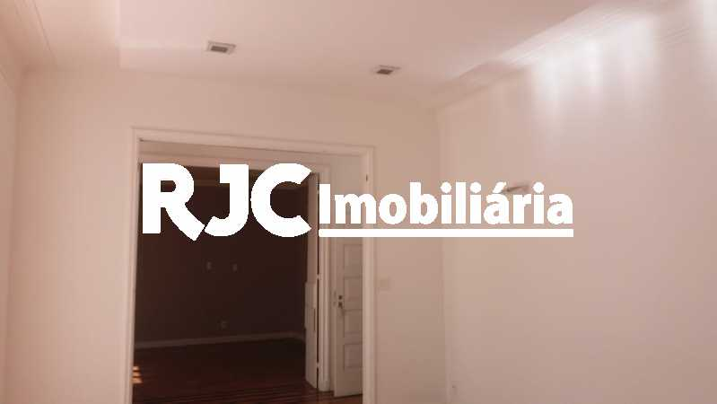 6 - Apartamento à venda Rua Fonte da Saudade,Lagoa, Rio de Janeiro - R$ 1.999.800 - MBAP50050 - 7
