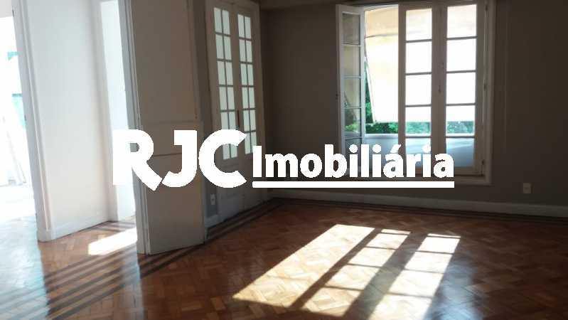 7 - Apartamento à venda Rua Fonte da Saudade,Lagoa, Rio de Janeiro - R$ 1.999.800 - MBAP50050 - 8