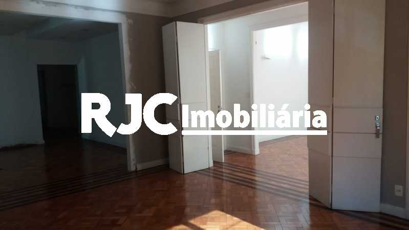 8 - Apartamento à venda Rua Fonte da Saudade,Lagoa, Rio de Janeiro - R$ 1.999.800 - MBAP50050 - 9