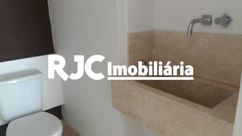 9 - Apartamento à venda Rua Fonte da Saudade,Lagoa, Rio de Janeiro - R$ 1.999.800 - MBAP50050 - 10