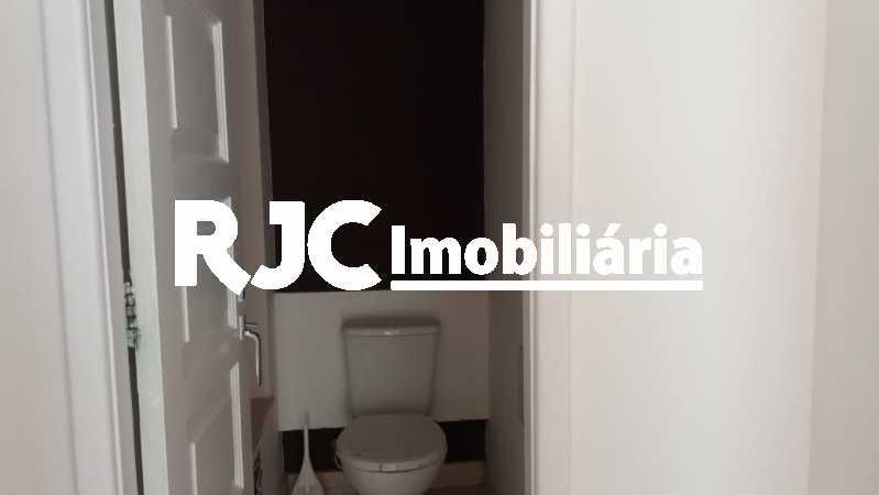 10 - Apartamento à venda Rua Fonte da Saudade,Lagoa, Rio de Janeiro - R$ 1.999.800 - MBAP50050 - 11