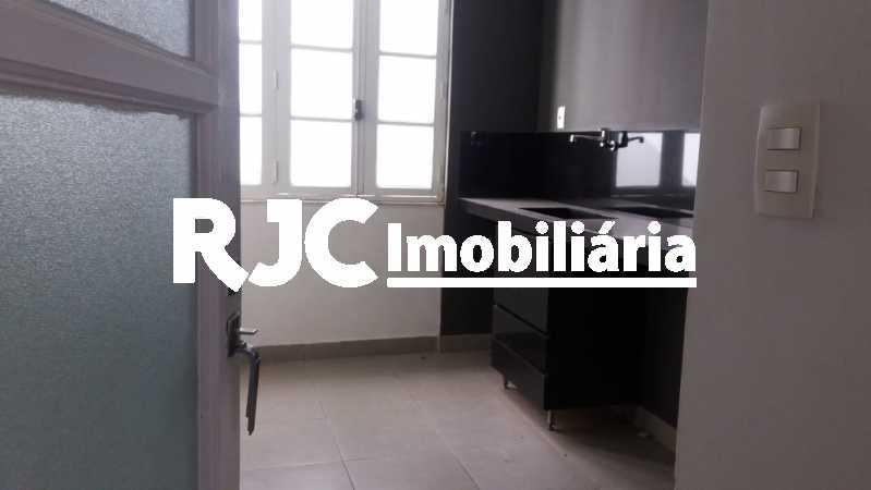 11 - Apartamento à venda Rua Fonte da Saudade,Lagoa, Rio de Janeiro - R$ 1.999.800 - MBAP50050 - 12