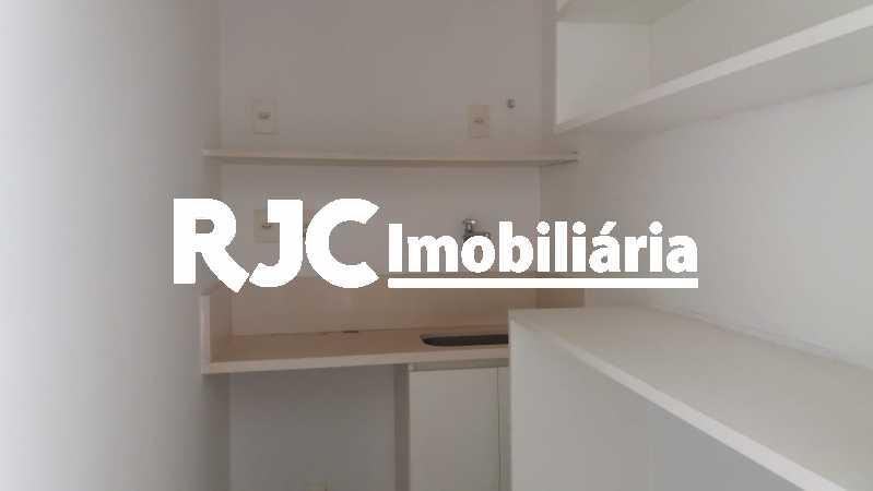 12 - Apartamento à venda Rua Fonte da Saudade,Lagoa, Rio de Janeiro - R$ 1.999.800 - MBAP50050 - 13