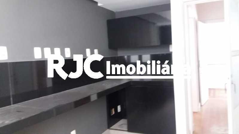 14 - Apartamento à venda Rua Fonte da Saudade,Lagoa, Rio de Janeiro - R$ 1.999.800 - MBAP50050 - 15