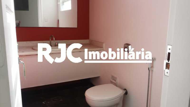15 - Apartamento à venda Rua Fonte da Saudade,Lagoa, Rio de Janeiro - R$ 1.999.800 - MBAP50050 - 16