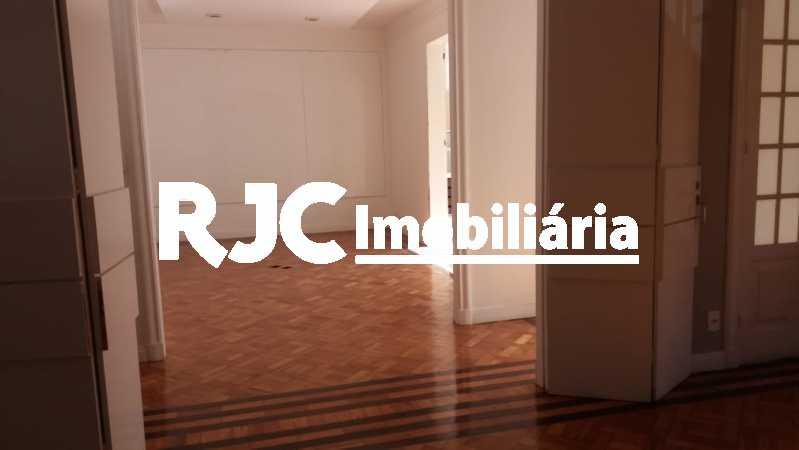 18 - Apartamento à venda Rua Fonte da Saudade,Lagoa, Rio de Janeiro - R$ 1.999.800 - MBAP50050 - 19