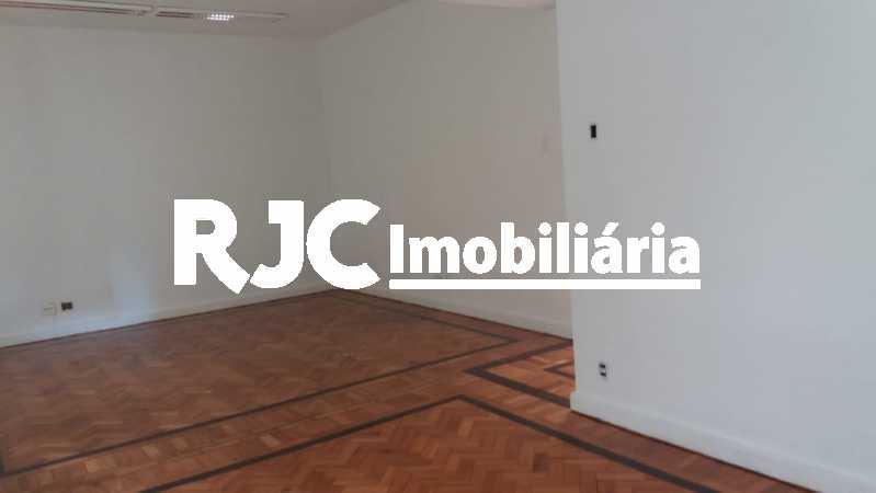 19 - Apartamento à venda Rua Fonte da Saudade,Lagoa, Rio de Janeiro - R$ 1.999.800 - MBAP50050 - 20