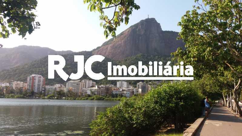 22 - Apartamento à venda Rua Fonte da Saudade,Lagoa, Rio de Janeiro - R$ 1.999.800 - MBAP50050 - 23
