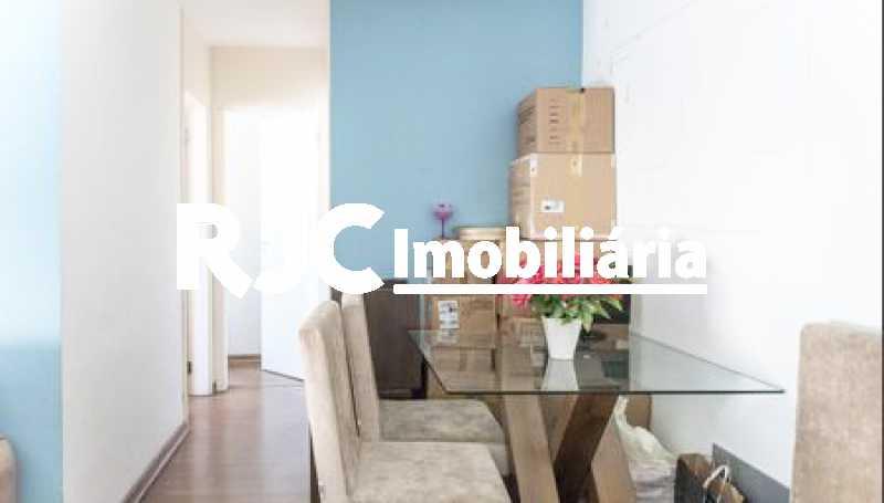 1. - Apartamento 2 quartos à venda São Cristóvão, Rio de Janeiro - R$ 330.000 - MBAP25358 - 1