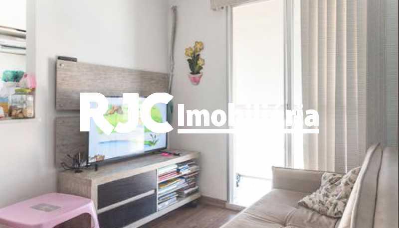 4. - Apartamento 2 quartos à venda São Cristóvão, Rio de Janeiro - R$ 330.000 - MBAP25358 - 5