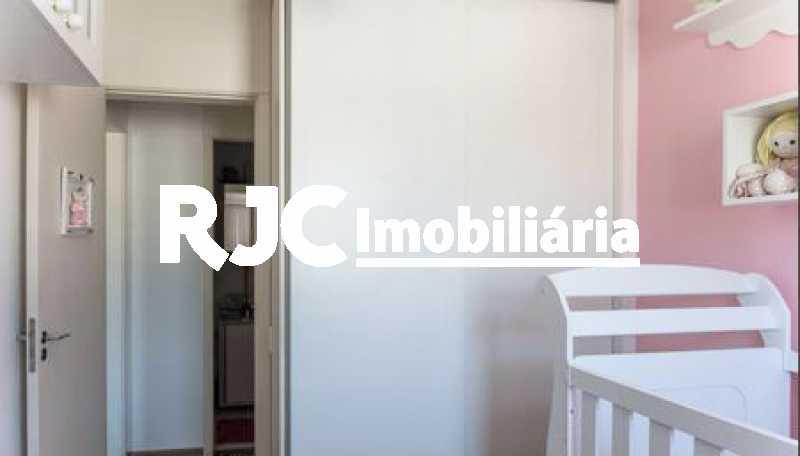 5. - Apartamento 2 quartos à venda São Cristóvão, Rio de Janeiro - R$ 330.000 - MBAP25358 - 6