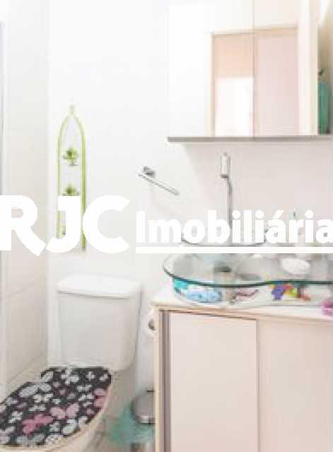 12. - Apartamento 2 quartos à venda São Cristóvão, Rio de Janeiro - R$ 330.000 - MBAP25358 - 13
