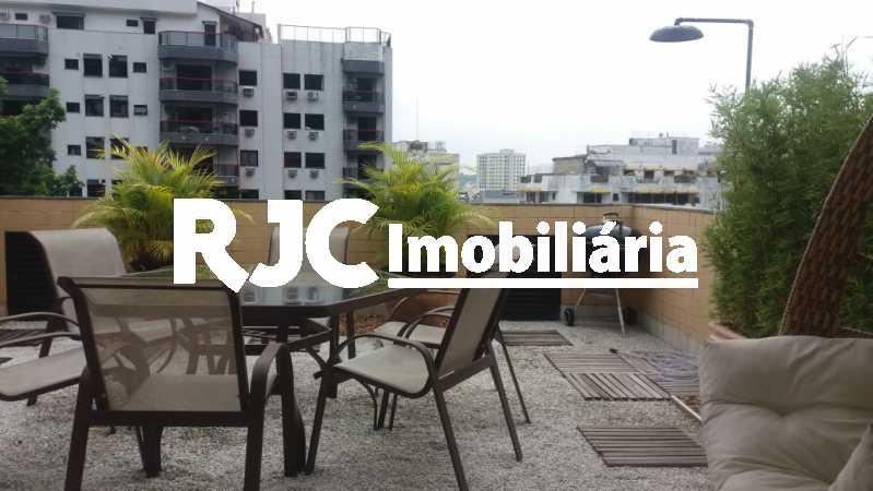 WhatsApp Image 2021-03-04 at 1 - Casa em Condomínio 2 quartos à venda Tijuca, Rio de Janeiro - R$ 1.100.000 - MBCN20010 - 1