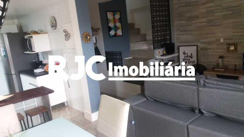 WhatsApp Image 2021-03-04 at 1 - Casa em Condomínio 2 quartos à venda Tijuca, Rio de Janeiro - R$ 1.100.000 - MBCN20010 - 8