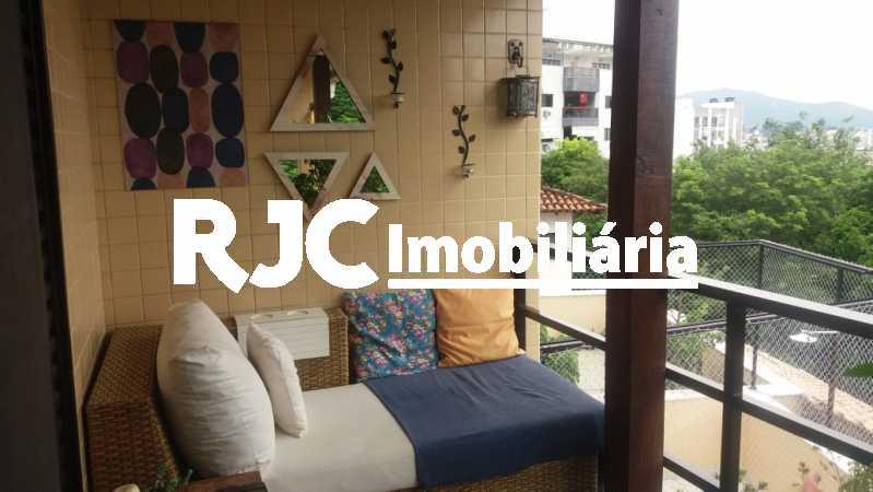 WhatsApp Image 2021-03-04 at 1 - Casa em Condomínio 2 quartos à venda Tijuca, Rio de Janeiro - R$ 1.100.000 - MBCN20010 - 6