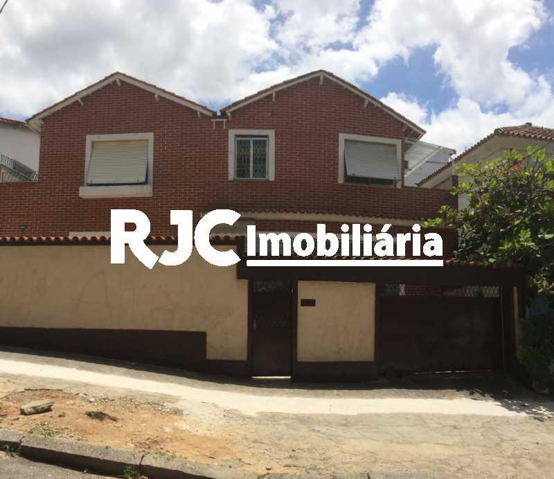 1. - Casa 5 quartos à venda Grajaú, Rio de Janeiro - R$ 700.000 - MBCA50090 - 1