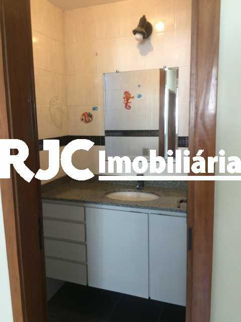 18. - Casa 5 quartos à venda Grajaú, Rio de Janeiro - R$ 700.000 - MBCA50090 - 22