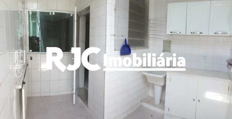 19. - Casa 5 quartos à venda Grajaú, Rio de Janeiro - R$ 700.000 - MBCA50090 - 23
