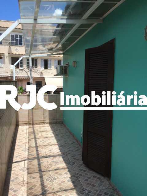 21. - Casa 5 quartos à venda Grajaú, Rio de Janeiro - R$ 700.000 - MBCA50090 - 25