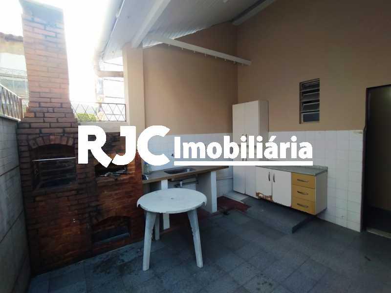 1623341310544 - Casa 5 quartos à venda Grajaú, Rio de Janeiro - R$ 650.000 - MBCA50090 - 26