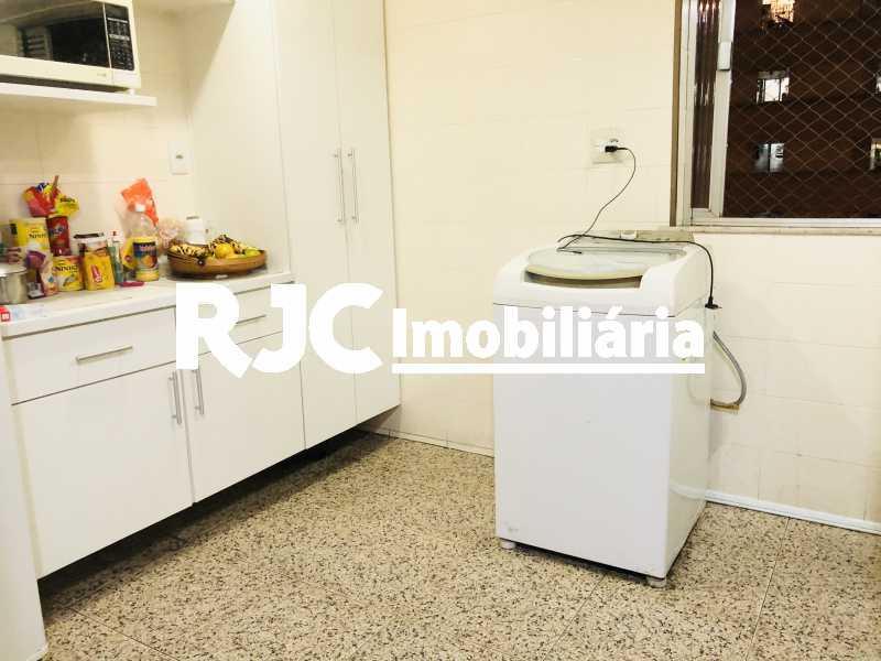 16. - Apartamento 2 quartos à venda Praça da Bandeira, Rio de Janeiro - R$ 320.000 - MBAP25386 - 17