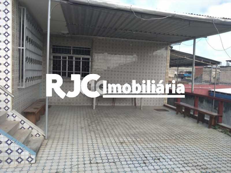 15 - Casa 3 quartos à venda Olaria, Rio de Janeiro - R$ 540.000 - MBCA30231 - 16