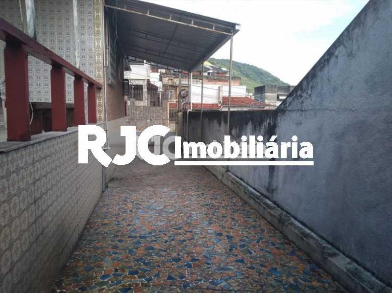 25 - Casa 3 quartos à venda Olaria, Rio de Janeiro - R$ 540.000 - MBCA30231 - 26