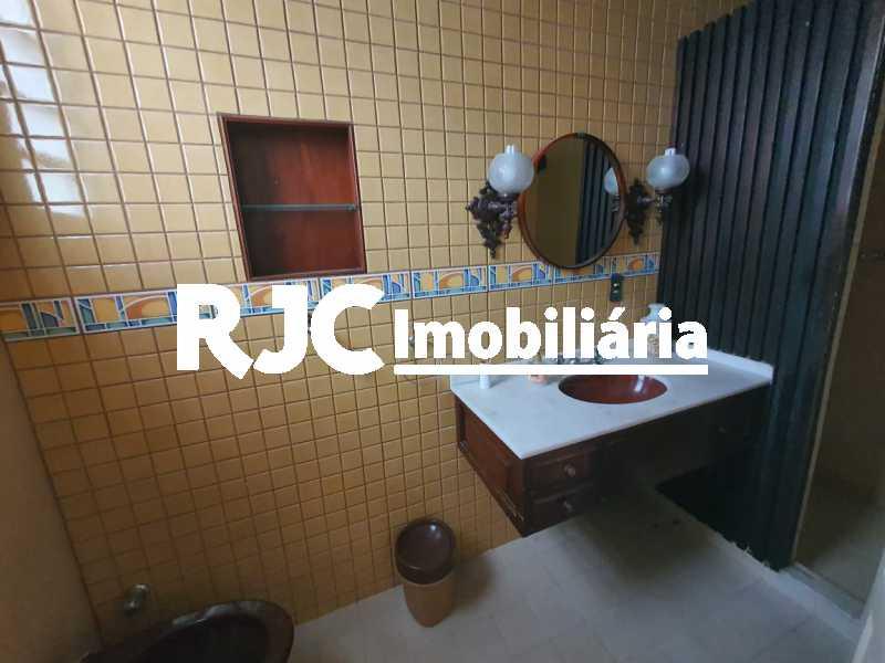 12. - Casa 3 quartos à venda Grajaú, Rio de Janeiro - R$ 1.150.000 - MBCA30232 - 13