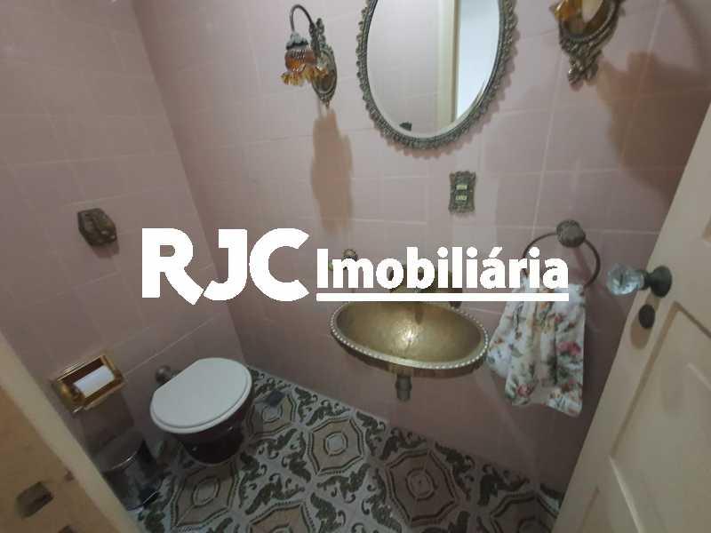 13. - Casa 3 quartos à venda Grajaú, Rio de Janeiro - R$ 1.150.000 - MBCA30232 - 14
