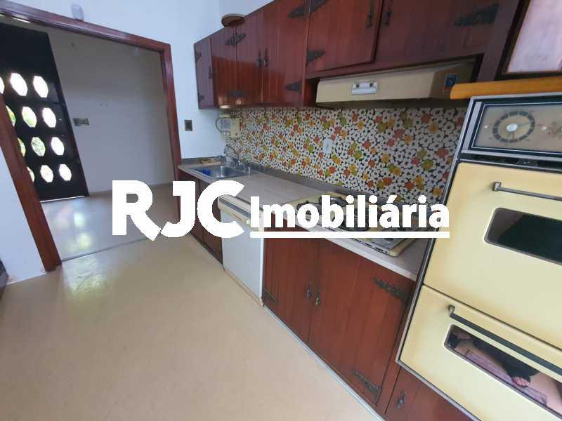 14. - Casa 3 quartos à venda Grajaú, Rio de Janeiro - R$ 1.150.000 - MBCA30232 - 15