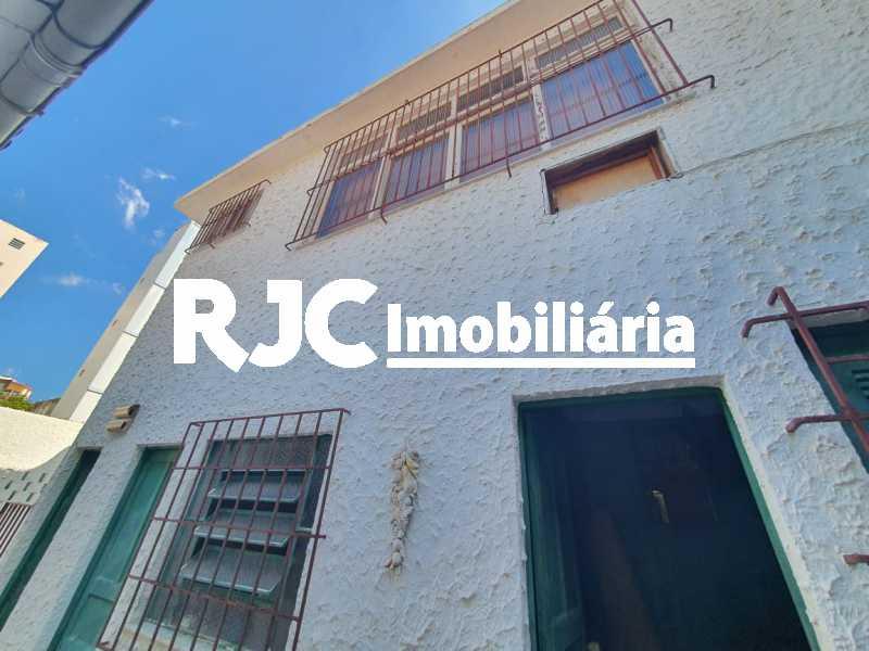 16. - Casa 3 quartos à venda Grajaú, Rio de Janeiro - R$ 1.150.000 - MBCA30232 - 17