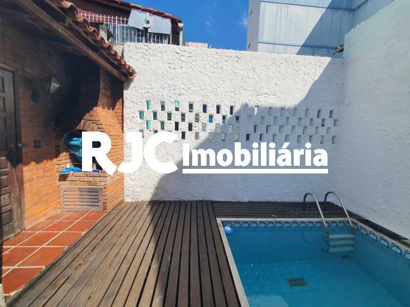 19. - Casa 3 quartos à venda Grajaú, Rio de Janeiro - R$ 1.150.000 - MBCA30232 - 20