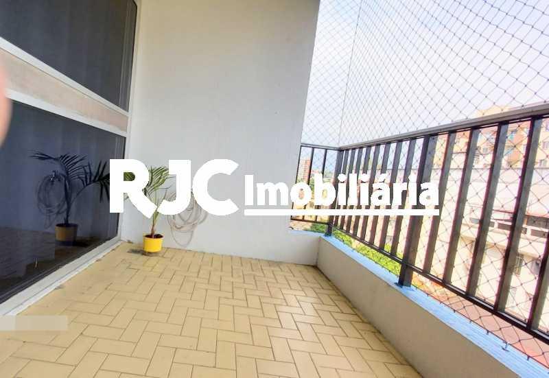 2 - Apartamento à venda Rua Padre Ildefonso Penalba,Méier, Rio de Janeiro - R$ 330.000 - MBAP25400 - 1