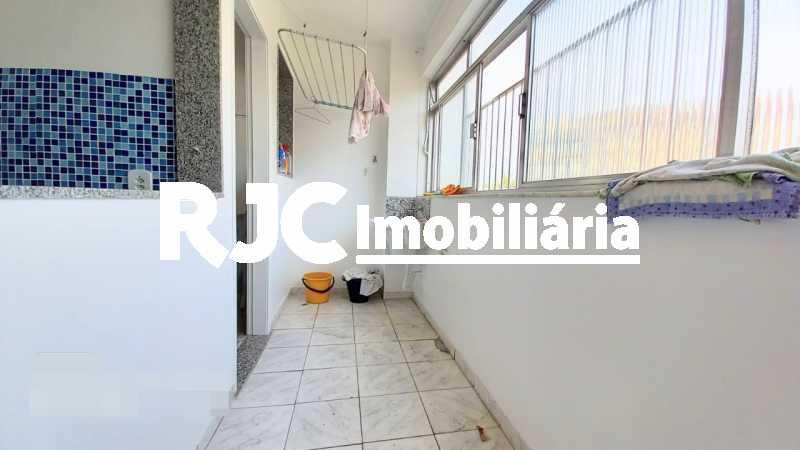 17 - Apartamento à venda Rua Padre Ildefonso Penalba,Méier, Rio de Janeiro - R$ 330.000 - MBAP25400 - 18