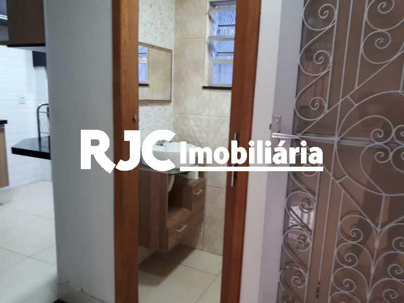 IMG-20210312-WA0015 - Casa de Vila 3 quartos à venda Grajaú, Rio de Janeiro - R$ 790.000 - MBCV30165 - 23