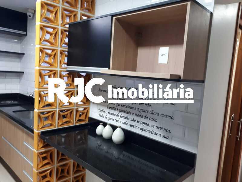 IMG-20210312-WA0017 - Casa de Vila 3 quartos à venda Grajaú, Rio de Janeiro - R$ 790.000 - MBCV30165 - 21