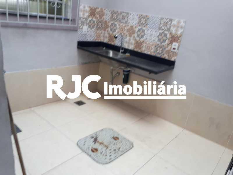 IMG-20210312-WA0022 - Casa de Vila 3 quartos à venda Grajaú, Rio de Janeiro - R$ 790.000 - MBCV30165 - 24