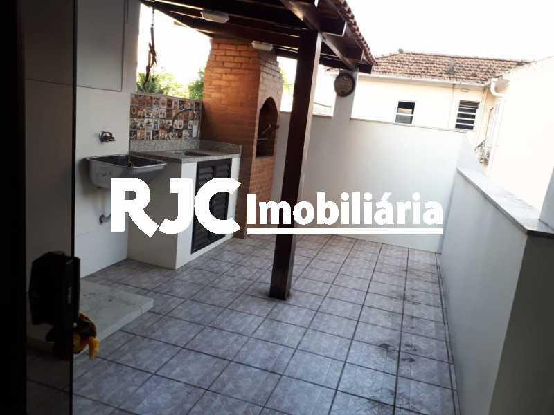 IMG-20210312-WA0029 - Casa de Vila 3 quartos à venda Grajaú, Rio de Janeiro - R$ 790.000 - MBCV30165 - 27