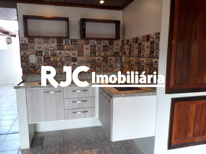 IMG-20210312-WA0048 - Casa de Vila 3 quartos à venda Grajaú, Rio de Janeiro - R$ 790.000 - MBCV30165 - 28