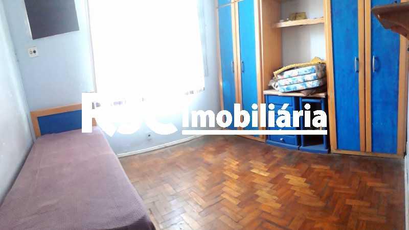 11   3º Quarto - Casa de Vila 2 quartos à venda Lins de Vasconcelos, Rio de Janeiro - R$ 320.000 - MBCV20108 - 9