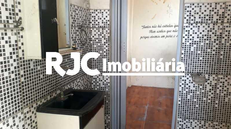 13  Banheiro Social 2 - Casa de Vila 2 quartos à venda Lins de Vasconcelos, Rio de Janeiro - R$ 320.000 - MBCV20108 - 11