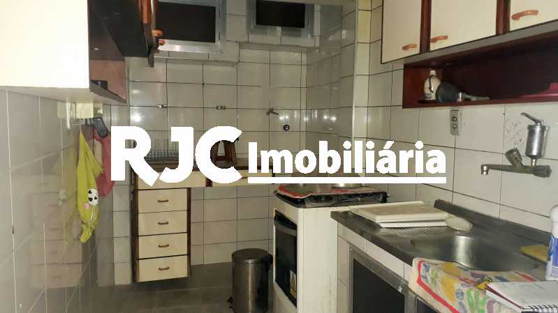 14   Cozinha - Casa de Vila 2 quartos à venda Lins de Vasconcelos, Rio de Janeiro - R$ 320.000 - MBCV20108 - 13