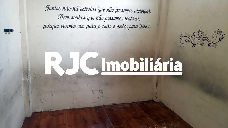 16   Quarto Empregada - Casa de Vila 2 quartos à venda Lins de Vasconcelos, Rio de Janeiro - R$ 320.000 - MBCV20108 - 14