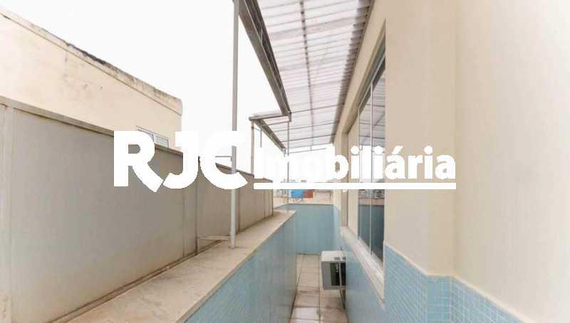 17 - Cobertura 3 quartos à venda Vila Isabel, Rio de Janeiro - R$ 479.900 - MBCO30395 - 17